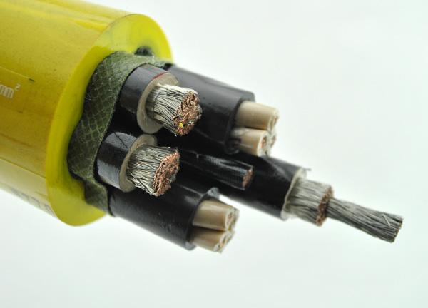 0.66/1.14KVMYP矿用橡套电缆