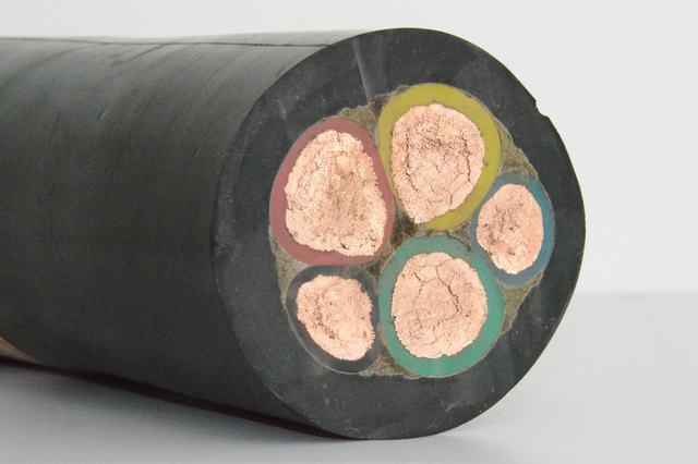 YCW重型橡套电缆