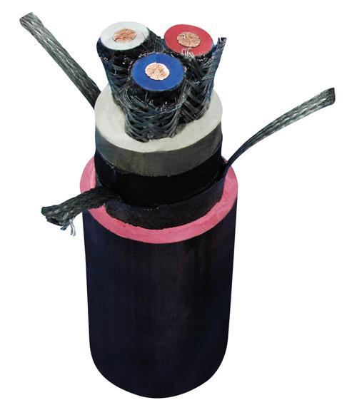 MYPTJ-8.7/10KV矿用高压橡套电缆