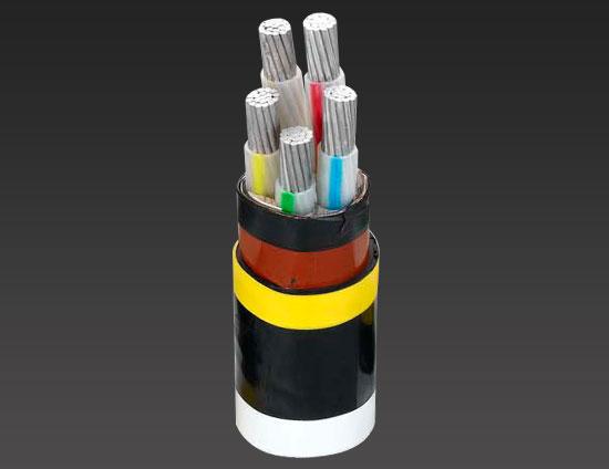 VLV22钢带铠装电缆