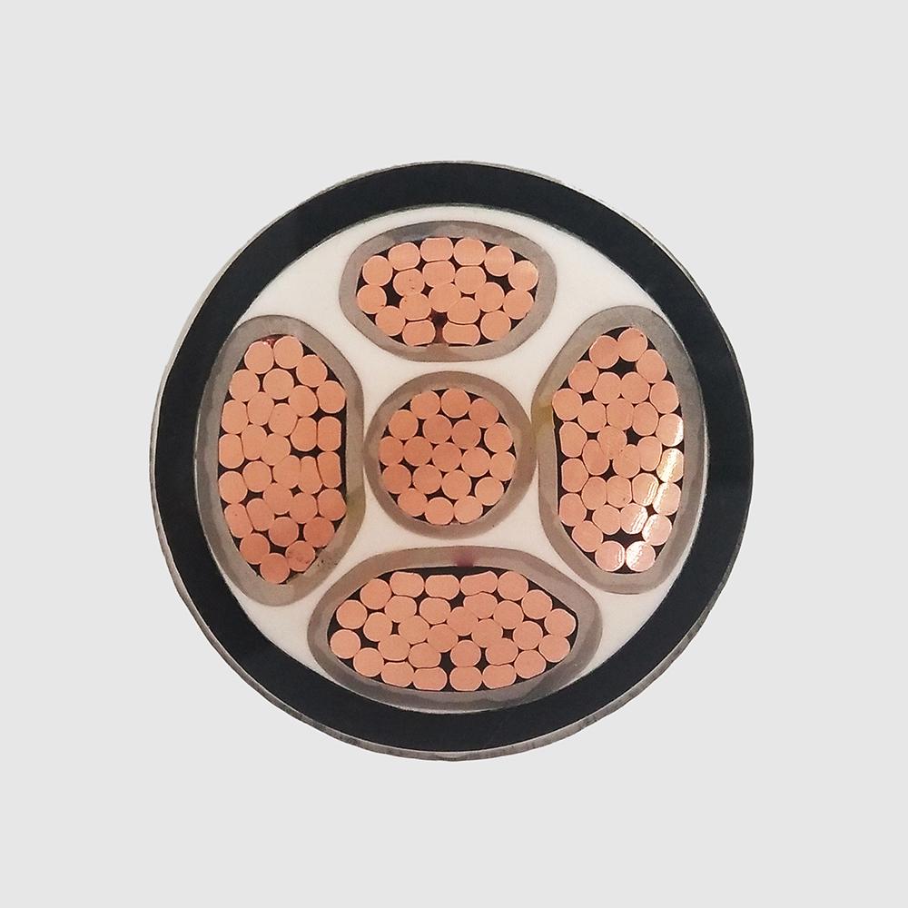 电力电缆YJV-4150+195电缆