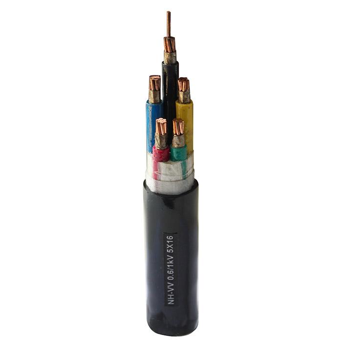 WDZAN-YJY耐火电缆