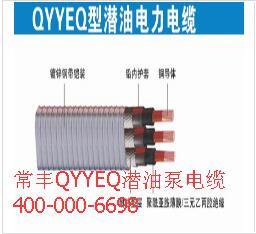 QYYEQ潜油泵电缆