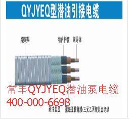 QYJYEQ潜油泵电缆