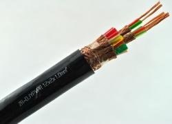电子计算机用对绞屏蔽控制电缆