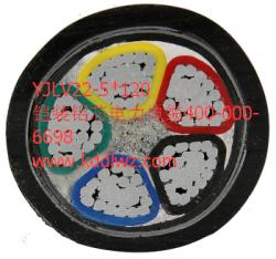 YJLV22铝电力电缆