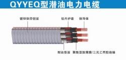 丽江QYYEQ潜油泵电缆