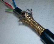 耐火屏蔽计算机电缆