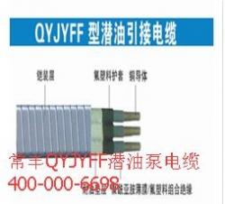 QYJFF潜油泵电缆